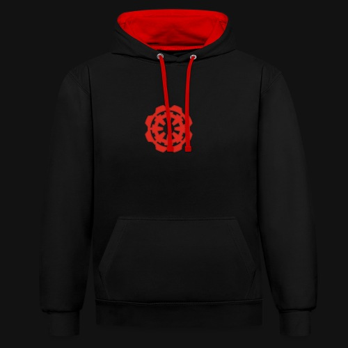 DarkerImage Games - Contrast Colour Hoodie