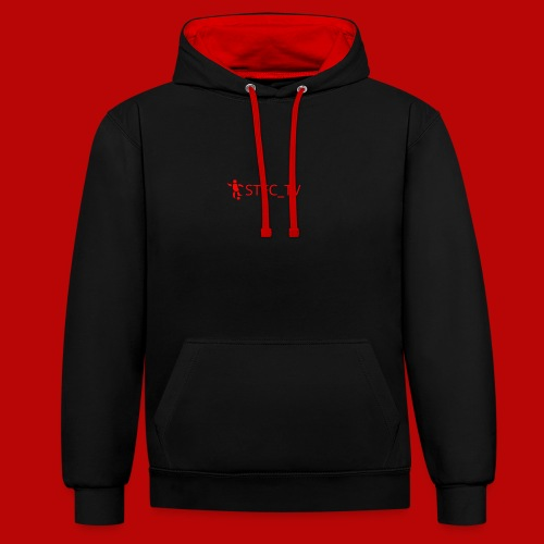 STFC_TV - Contrast Colour Hoodie