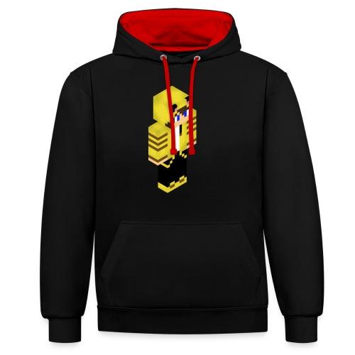 kaaseigenaar png - Contrast hoodie