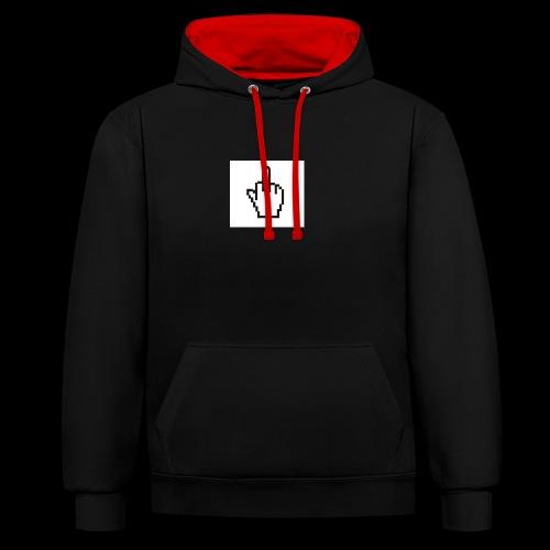 IMG 0451 JPG - Contrast hoodie