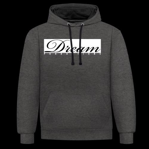 Dream Productions NR1 - Kontrast-Hoodie