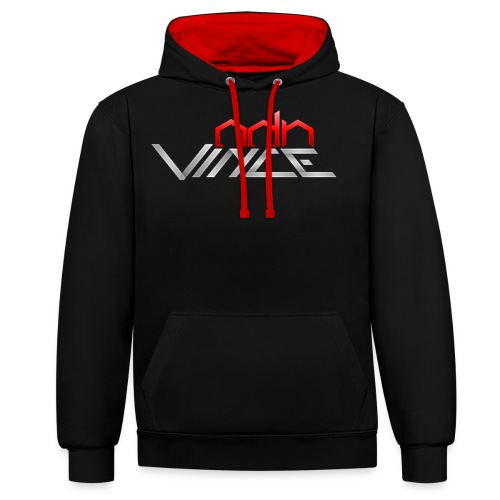 logo adnvince 1 - Sweat-shirt contraste