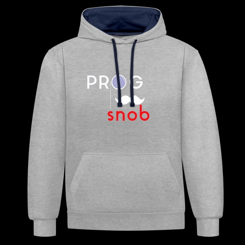 NUOVO3 png - Contrast Colour Hoodie