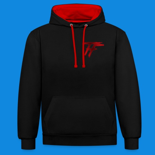 TF - Contrast Colour Hoodie