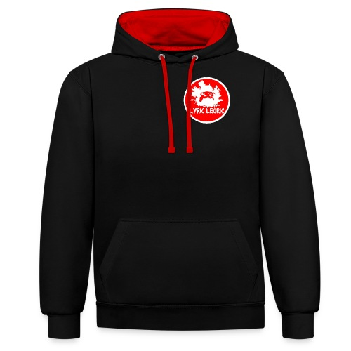 photo 1 png - Contrast Colour Hoodie