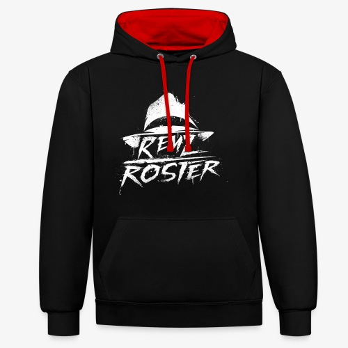 RemzRoster - Sweat-shirt contraste