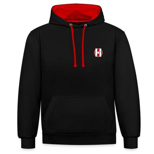 Hayaplays Merch - Contrast hoodie
