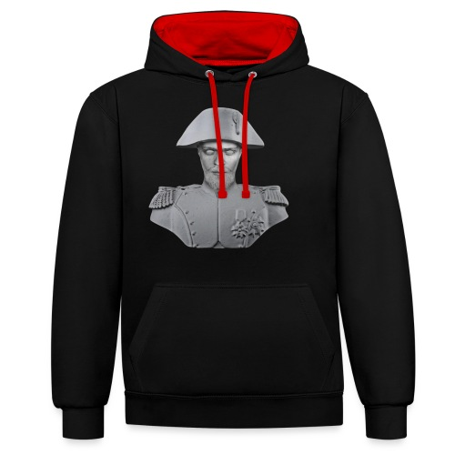 ShimmyMC Napoleon T-Shirts - Kontrast-Hoodie