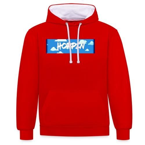 HoppinCloud - Kontrastihuppari