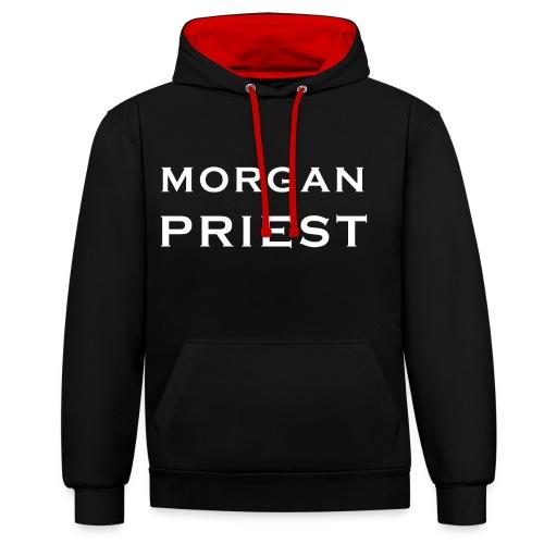 MORGAN PRIEST - Sweat-shirt contraste