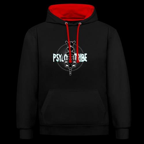 Psylo Shop - Sweat-shirt contraste
