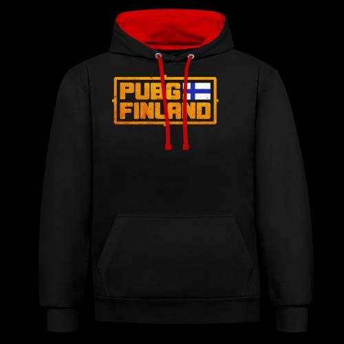 PUBG Finland - Kontrastihuppari