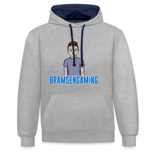 BramsenGaming 2017 - Kontrast-hættetrøje