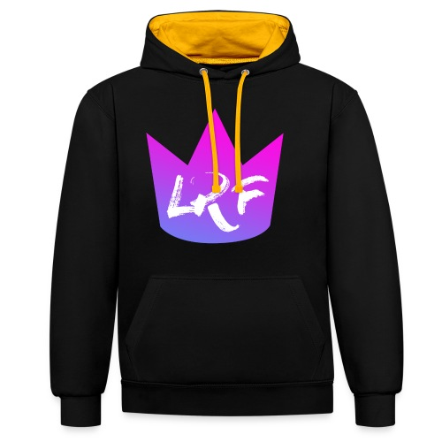 LRF - Sweat-shirt contraste