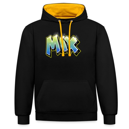 Graffiti Max - Sweat-shirt contraste