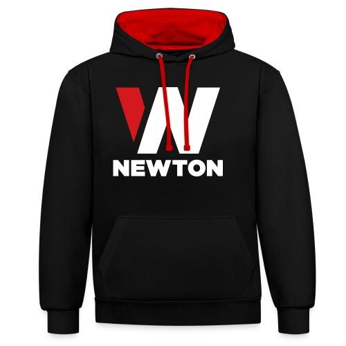 Newtonvaatteet - Kontrastihuppari