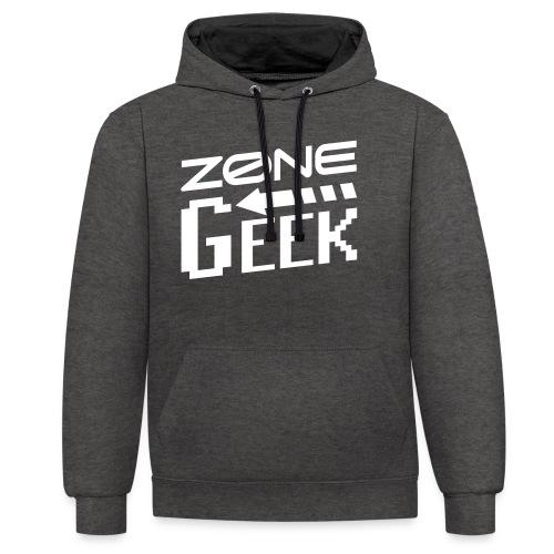 NEW Logo Homme - Sweat-shirt contraste