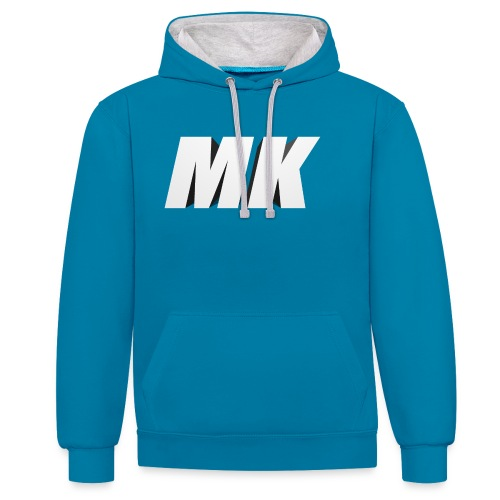 MK 3D - Contrast hoodie