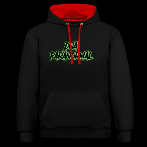 DNA PARANORMAL - Contrast Colour Hoodie