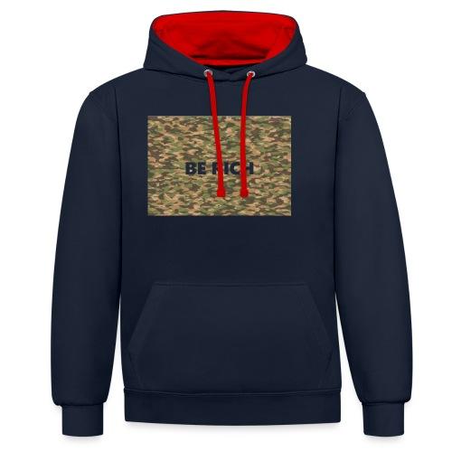 ARMY TINT - Contrast hoodie