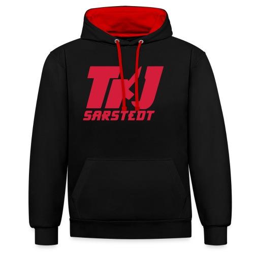 TKJ_logo_2 - Kontrast-Hoodie