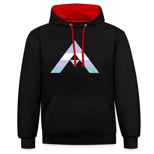 shirt_ally_trans - Kontrastluvtröja