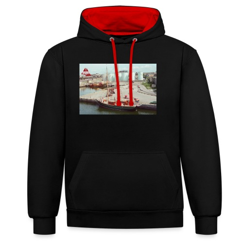 The Asgard II - Contrast Colour Hoodie