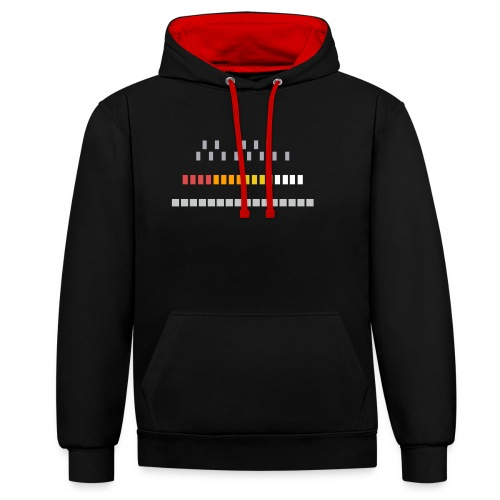 303,808,909 T-Shirts - Contrast Colour Hoodie