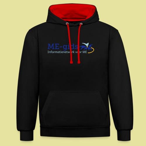 logomegids - Contrast hoodie