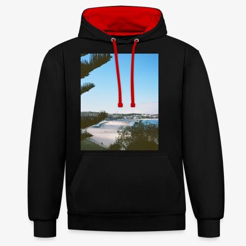 BONDI BEACH - Sweat-shirt contraste