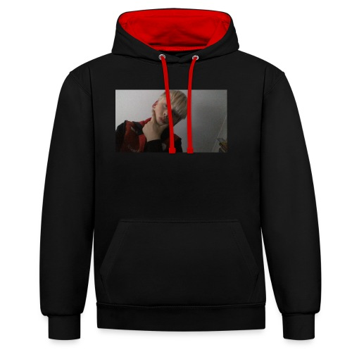 Perfect me merch - Contrast Colour Hoodie