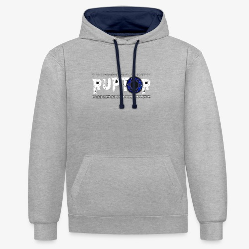 Ruptor - Sweat-shirt contraste