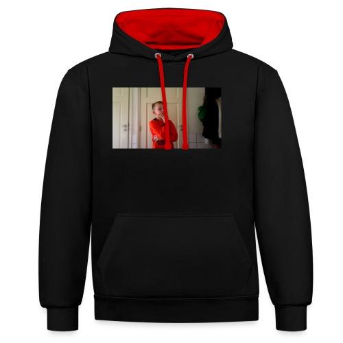 generation hoedie kids - Contrast hoodie