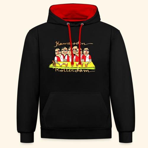 Kameraden Feyenoord - Contrast hoodie