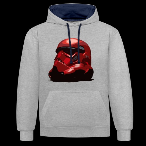 Guardian Trooper - Contrast Colour Hoodie