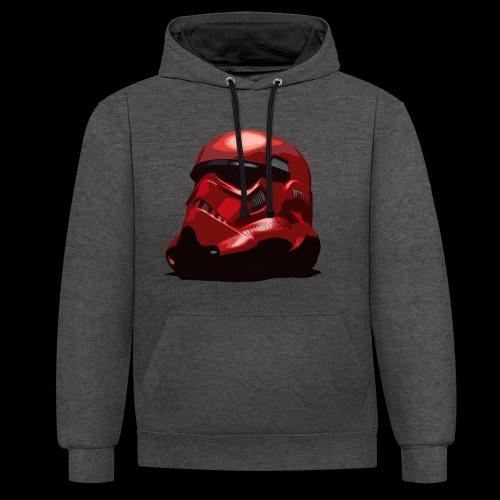 Guardian Trooper - Contrast Colour Hoodie