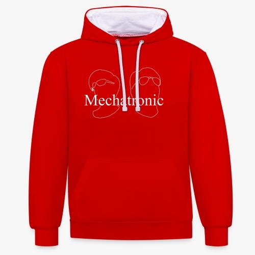 Mechatronic Logo - Kontrastluvtröja