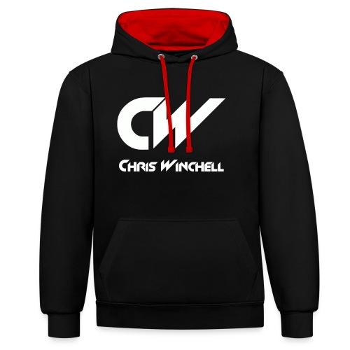 Chris Winchell Official T-Shirt - Kontrast-Hoodie