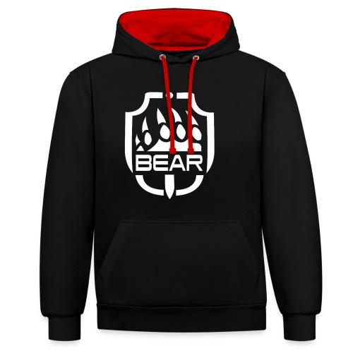 BEAR - Sweat-shirt contraste