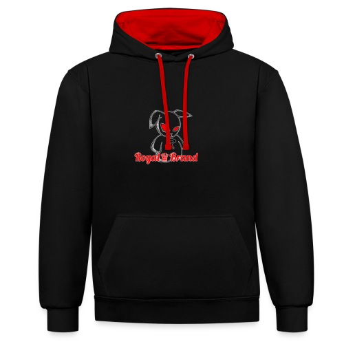 Royal Brand special editie - Contrast hoodie
