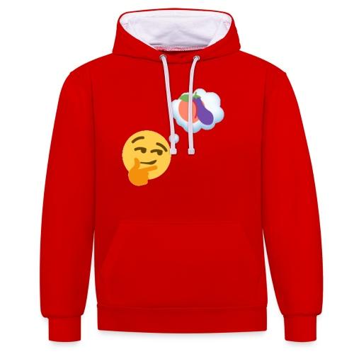 Johtaja98 Emoji - Kontrastihuppari