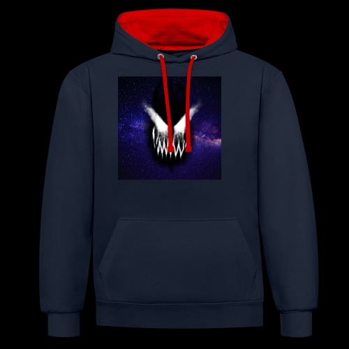 ShadowGalaxy - Contrast Colour Hoodie