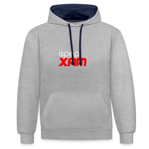 Ispep XAM - Contrast Colour Hoodie