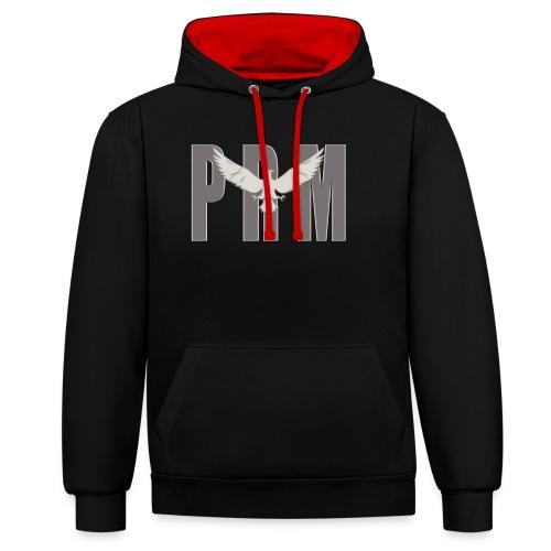 PRM AILE - Sweat-shirt contraste
