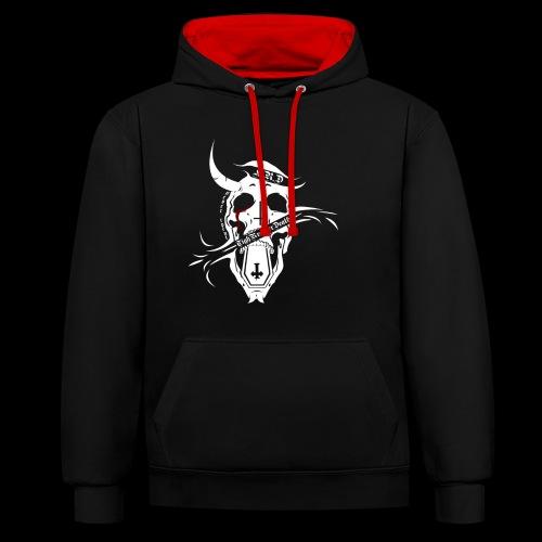 HRD Demon - Contrast Colour Hoodie