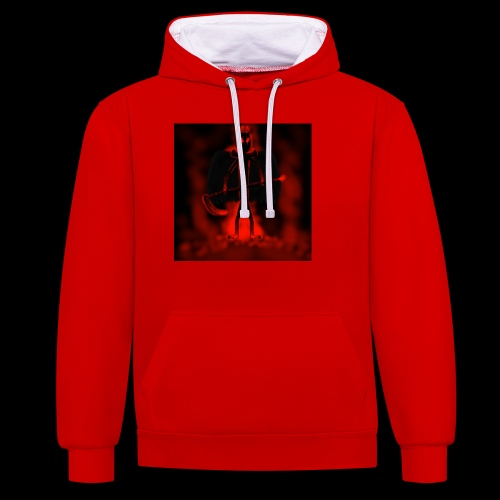 Corrupted Nightcrawler - Contrast Colour Hoodie