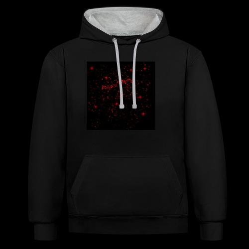 Darkfire universe - Contrast Colour Hoodie
