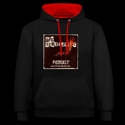 The Serialholic Podcast - Contrast Colour Hoodie