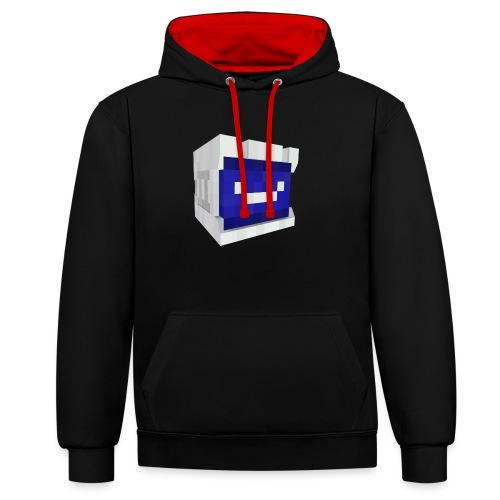 Rqb hoofd - Contrast hoodie