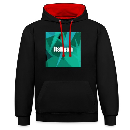 ItsRyan Merch - Contrast Colour Hoodie